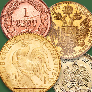 Littleton Coin Company Blog - Foreign Restrikes