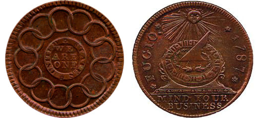 Thomas Jefferson's Coin Collection, Part 2  – Littleton Coin Company Blog