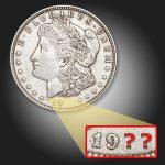 1964 Morgan Dollar galvanos discovered!