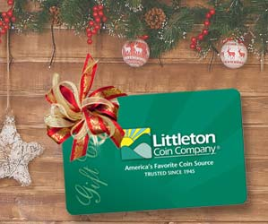 Gift Card - Littleton Coin blog
