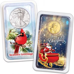 Holiday Showpaks - Littleton Coin Blog