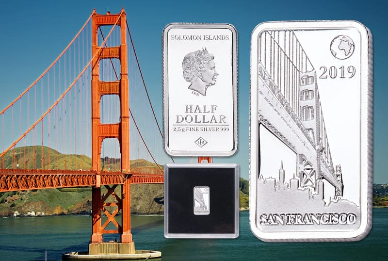 Take the trip of a lifetime with beautiful 99.9% silver bars - Littleton Coin Company Blog