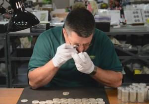 Ken Grading Coins