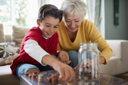 This Grandparents Day, bridge the generations with coin collecting  – a Littleton Coin Company blog