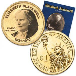 Blackwell Prominent Women Dollar - Littleton Coin Blog