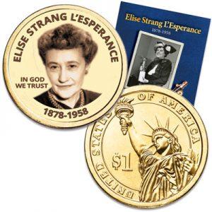 L'Esperance Prominent Women Dollar - Littleton Coin Blog
