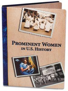 Prominent Women Folder - Littleton Coin Blog