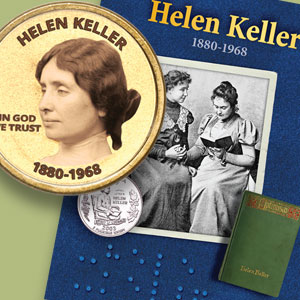 Littleton Coin Company Blog - Helen Keller