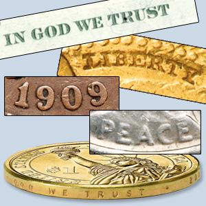 Littleton Coin Blog - Inscriptions