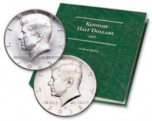 Kennedy Albums - LIttleton Coin Blog