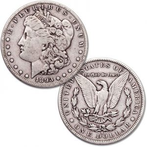 1893-S Morgan Dollar - Littleton Coin Blog