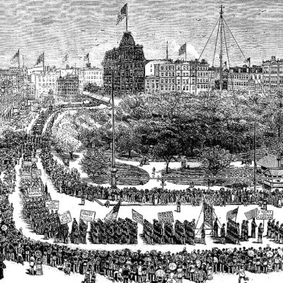 Celebrating hard work and determination: How America's Labor Day holiday came to be – Littleton Coin Company Blog