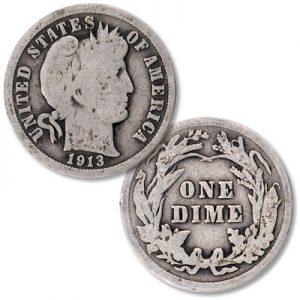 Dime - Littleton Coin Blog