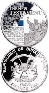 New Testament coin - Littleton Coin Blog