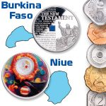 Little-known countries with cool coins