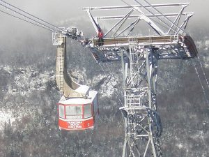 Cannon Mountain Tramway - Littleton Coin Blog