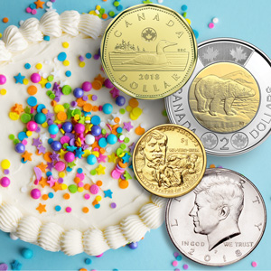 Littleton Coin Blog - Money Cake