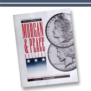 Peace and Morgan Dollars book - Littleton Coin Blog