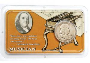Ben Franklin Showpak - Littleton Coin Blog