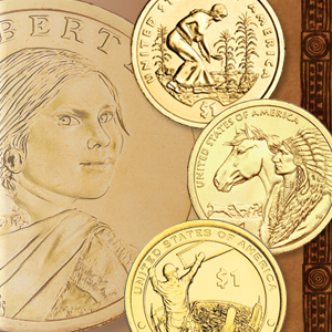 Littleton Coin Blog - Native American Dollar