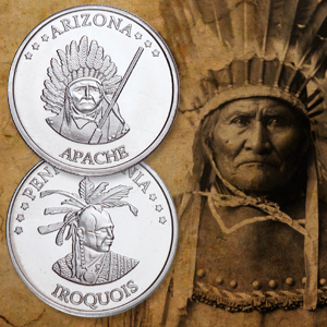 Littleton Coin Blog - Native American