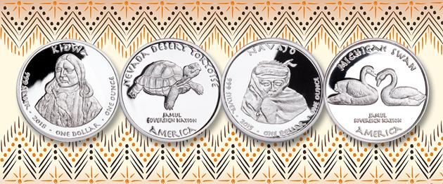 Jamul Nation Coinage - Littleton Coin Blog