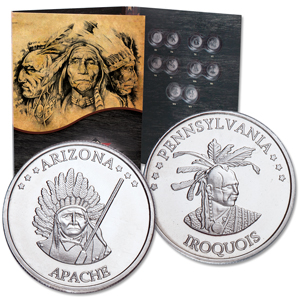 New Native American Quarters and Folder - Littleton Coin Blog