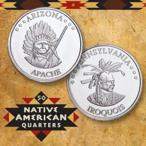 Native American Quarters - Littleton Coin Blog
