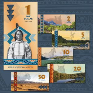 Littleton Coin Blog - Native American Polymer Notes