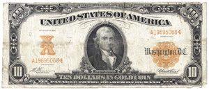 Gold Certificates - Littleton Coin Blog