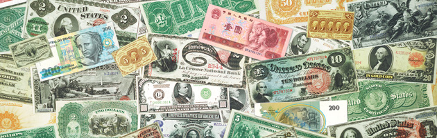 U.S. and World Paper Money - Littleton Coin Blog