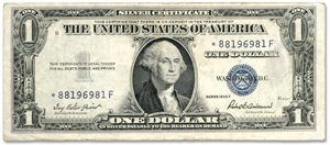 Silver Certificates - Littleton Coin Blog