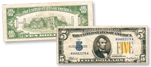 Hawaii and North Africa Emergency Notes - Littleton Coin Blog