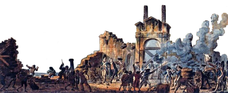 The Bastille Prison - Littleton Coin Blog
