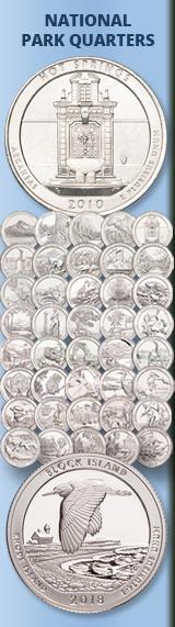 National Park Quarters (2010-2021) - Littleton Coin Blog
