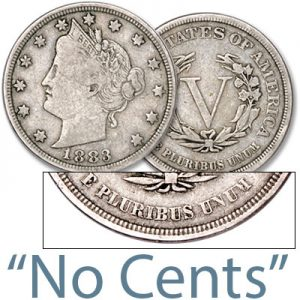 """No Cents"" nickel - Littleton Coin Blog"