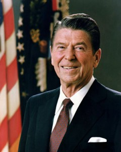 Reagan-Ronald
