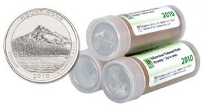 National Park Quarter Rolls - Littleton Coin Blog