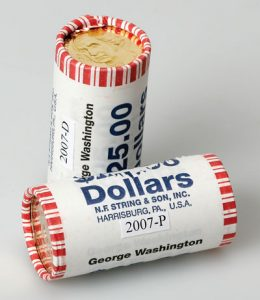 Presidential Dollar Rolls - Littleton Coin Blog