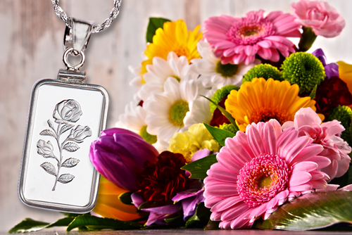 Celebrate that special woman in your life… Mom! - Littleton Coin Company Blog