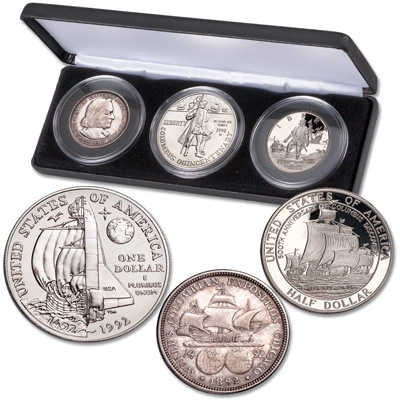 Discovering Christopher Columbus On Coins and Currency – Littleton Coin Company Blog