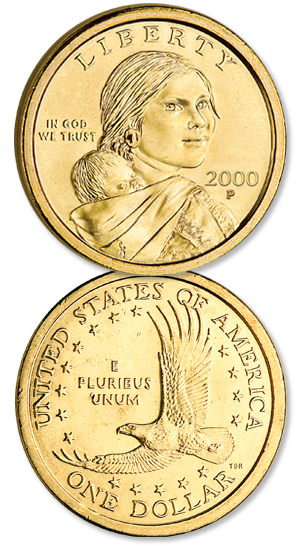 Sacagawea Dollar - Littleton Coin Blog