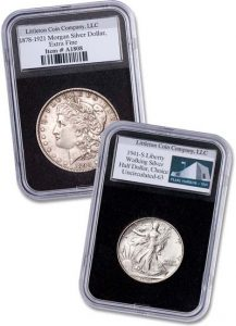 Coins in Slabs - Littleton Coin Blog