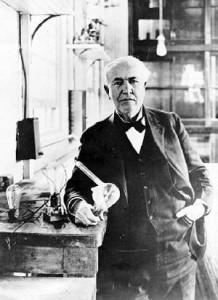 Thomas Edison Bulb