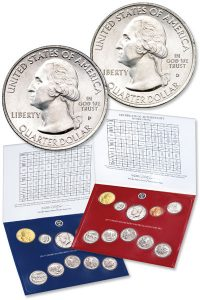 Start a collection with P and D Sets - Littleton Coin Blog