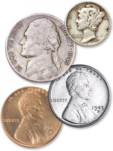 Coins during WWII - Littleton Coin Blog