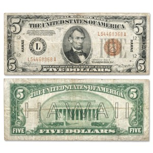 Hawaii Note - Litteton Coin Blog