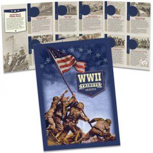 WWII Tribute Series Folder - Littleton Coin Blog