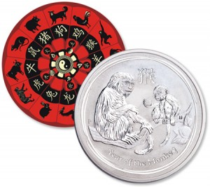 Year of the Monkey - Littleton Coin Blog