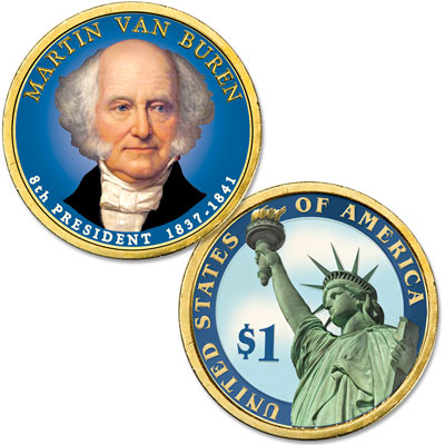 The Year of Three Presidents – Littleton Coin Company Blog